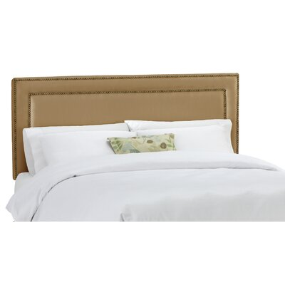 Frames  Headboard on Skyline Furniture Nail Button Arc Bed In Premier White   91xbed