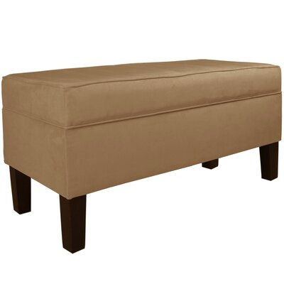 Premier Storage Ottoman Upholstery: Saddle