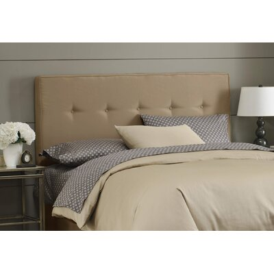Easy financing Button Tufted Upholstered Headboard...