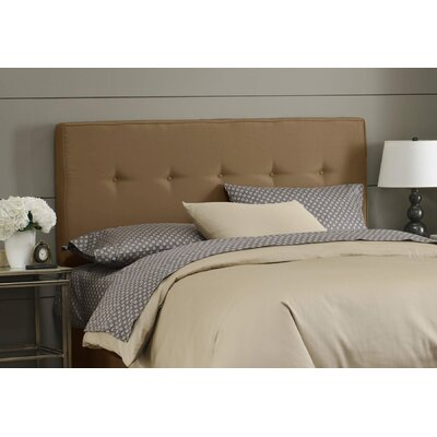 Easy furniture financing Button Tufted Upholstered Headboard...