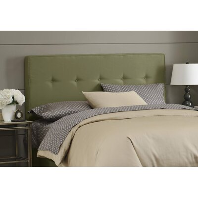 Financing for Button Tufted Upholstered Headboard...