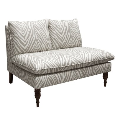 5106SDNGRP SKY3894 Skyline Furniture Sudan Settee Loveseat