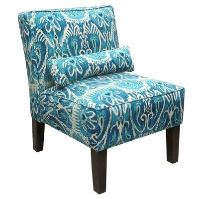Alessandra Armless Slipper Chair