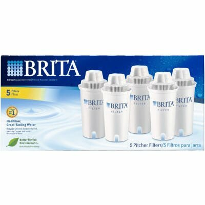 Brita Water Pitcher Replacement Filter 35516