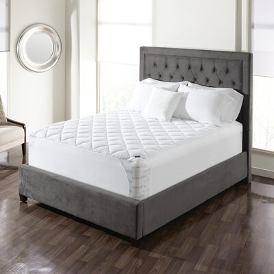 Duo Comfort Mattress Pad Size: Twin