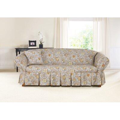 Tennyson Sofa Skirted Slipcover