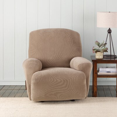 Stretch Pixel Recliner Slipcover