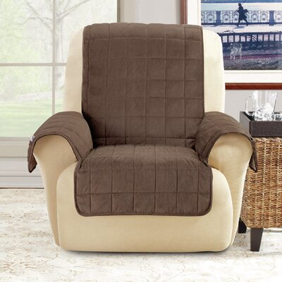 Armchair T-Cushion Slipcover
