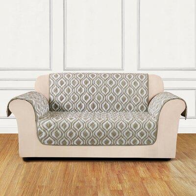 Furniture Flair Flash Loveseat T-Cushion Slipcover