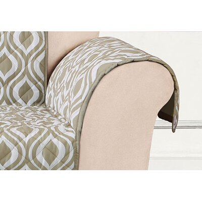 Furniture Flair Flash Loveseat T-Cushion Slipcover