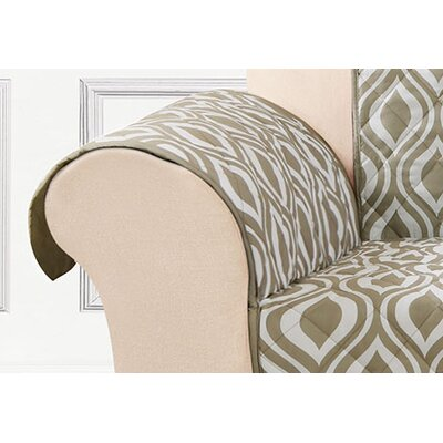 Furniture Flair Box Cushion Sofa Slipcover