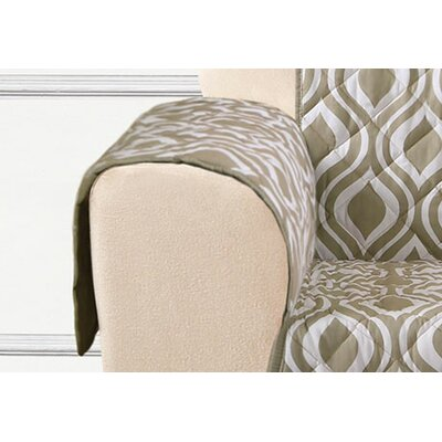 Furniture Flair Flash Box Cushion Armchair Slipcover