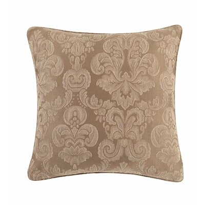 Middleton Pillow Slipcover Color: Mushroom