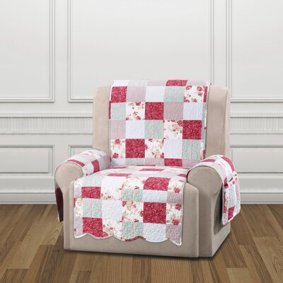 Heirloom Box Cushion Recliner Slipcover