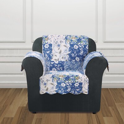 Heirloom Box Cushion Armchair Slipcover