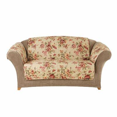 Lexington Box Cushion Loveseat Slipcover