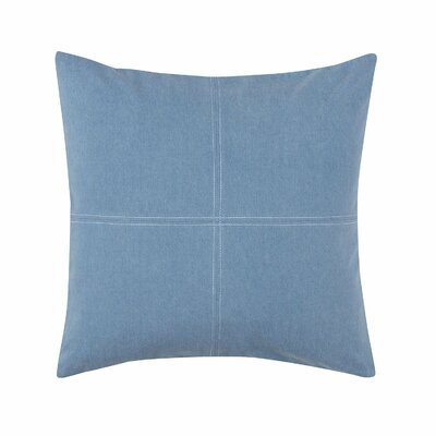 Authentic Denim Pillow Slipcover