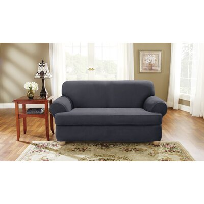 T-Cushion Loveseat Slipcover