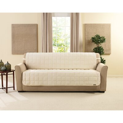 Deluxe Armless Pet Polyester Sofa Slipcover