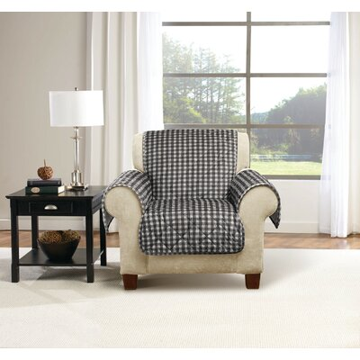 Deluxe Box Cushion Armchair Slipcover