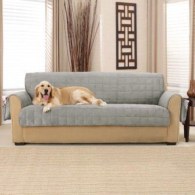 Deep Pile Velvet Polyester Sofa Slipcover