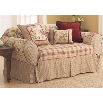 Lexington Sofa Box Cushion Slipcover