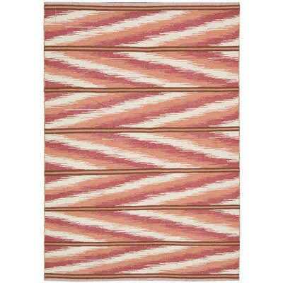 Malika Handmade Sunstone Area Rug Rug Size: Rectangle 39 x 59
