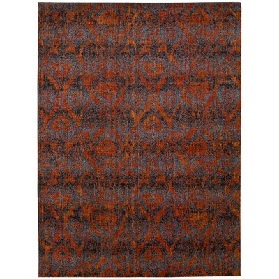 Moroccan Spice Rug Rug Size: Rectangle 53 x 75