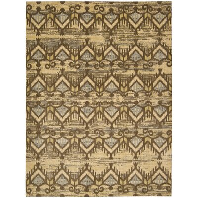 Moroccan Pecan Rug Rug Size: Rectangle 53 x 75