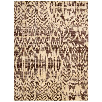 Moroccan Spice Area Rug Rug Size: Rectangle 53 x 75