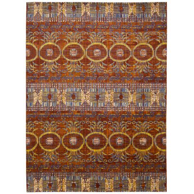 Moroccan Spice Rug Rug Size: 53 x 75