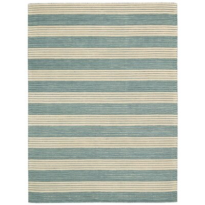 Ripple Seascape Area Rug Rug Size: 36 x 56