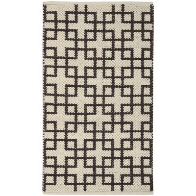 Maze Beige/Brown Area Rug