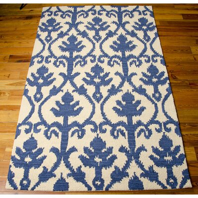 Ampur Indigo Area Rug Rug Size: Runner 23 x 76