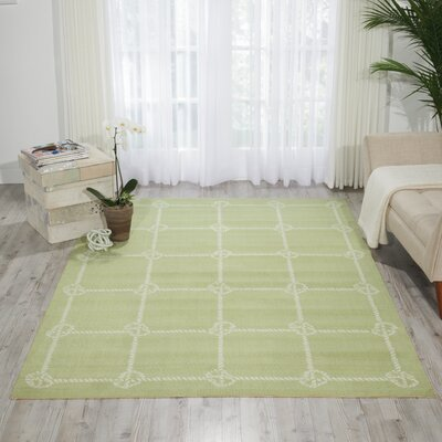 Catalina Green Area Rug