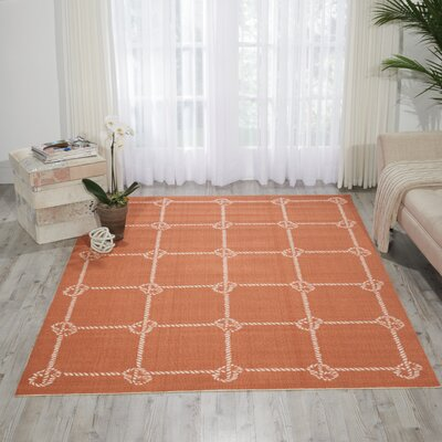 Catalina Paprika Area Rug