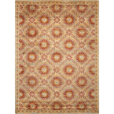 Moroccan Crimson Rug Rug Size: Rectangle 7'3