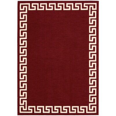 Kaleidoscope Spice Area Rug Rug Size: Rectangle 53 x 75