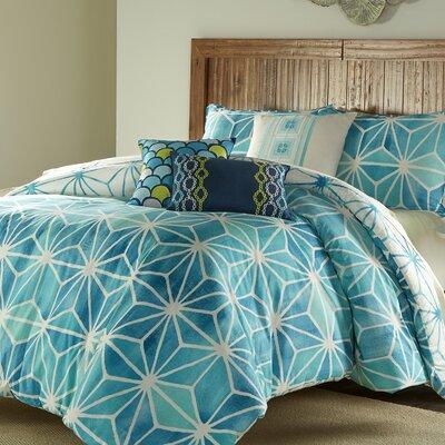 Kimono Comforter Size: Queen