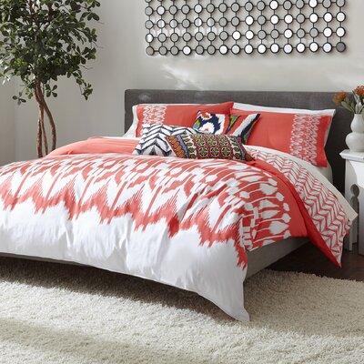 Hollyhock Comforter Size: King