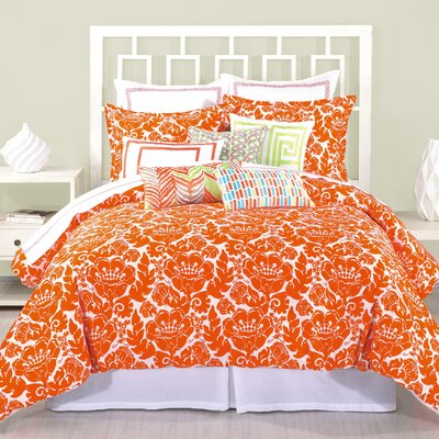 Residential Louis Nui 3 Piece Comforter Set Size: Twin