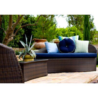 Sail 2 Piece Deep Seating Group with Cushions