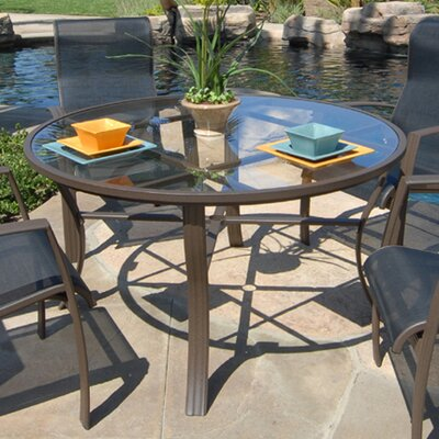 Escape Dining Table with Umbrella Hole