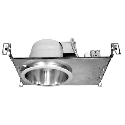 Fluorescent Battery Backup Recessed Housing Bulb: 18 W