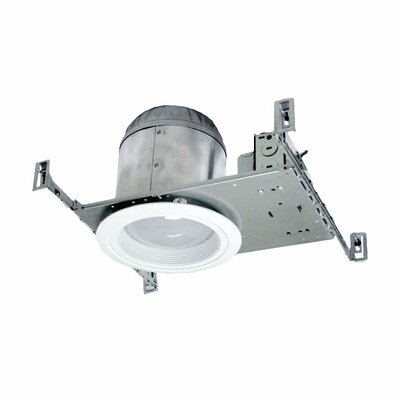IC Line Voltage Compact Fluorescent Airtight Recessed Housing