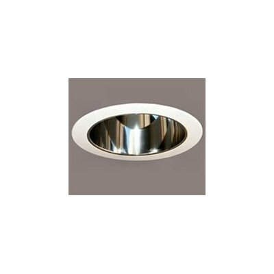 Reflector 6 Recessed Trim Finish: Clear