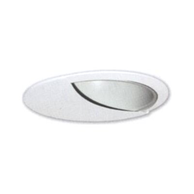 Reflector 6 Recessed Trim Finish: White