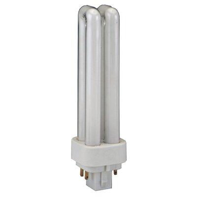 G24q-1 Compact Fluorescent Light Bulb Wattage: 13W, Bulb Temperature: 4100K