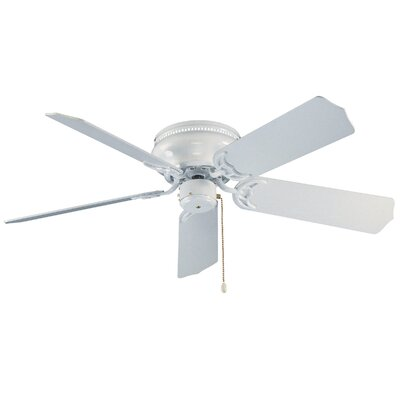 42 Royal Knight Hugger II 5-Blade Ceiling Fan