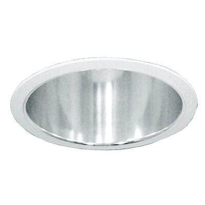 Reflector 8 Recessed Trim Finish: Clear